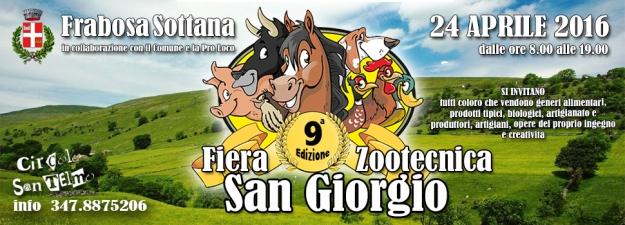 Fiera San Giorgio Frabosa Sottana