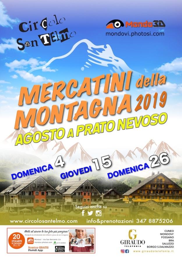 Mercatini della Montagna Prato Nevoso