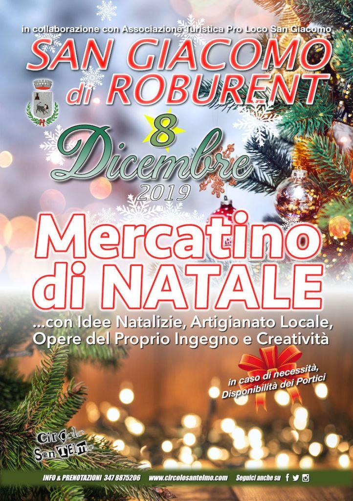 San Giacomo Roburent - MERCATINI DI NATALE