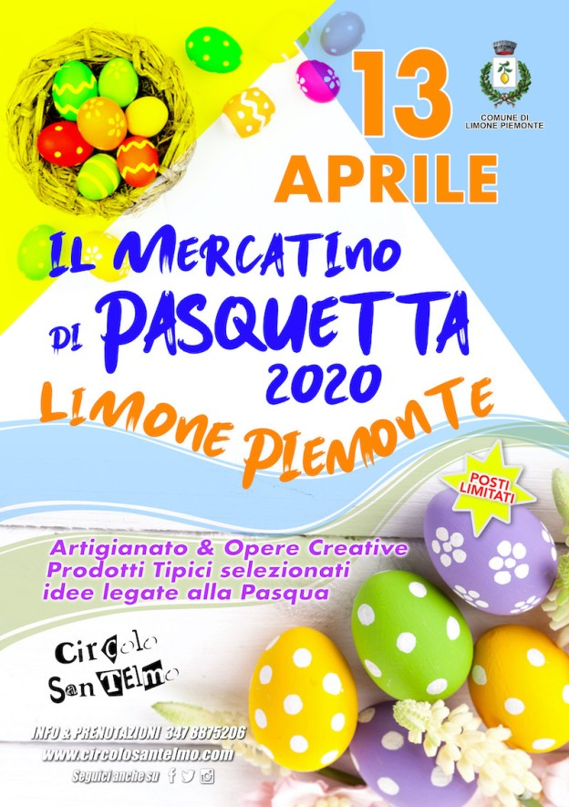 Limone Piemonte Pasquetta